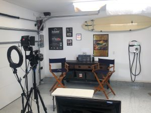Home Bound Artists Studio with your fans and fan2stage
